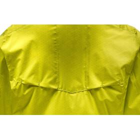 Salomon Lightning WP Jacket Women Sulphur Spring